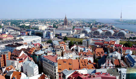 Riga overview