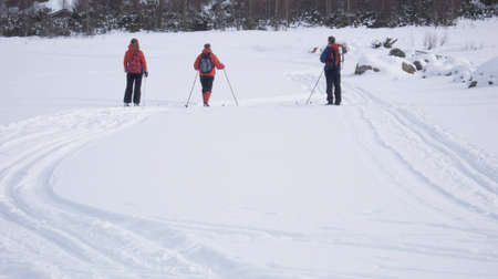 Sunday Skiers