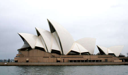 Sydney opera house Stock Photo - 6884398