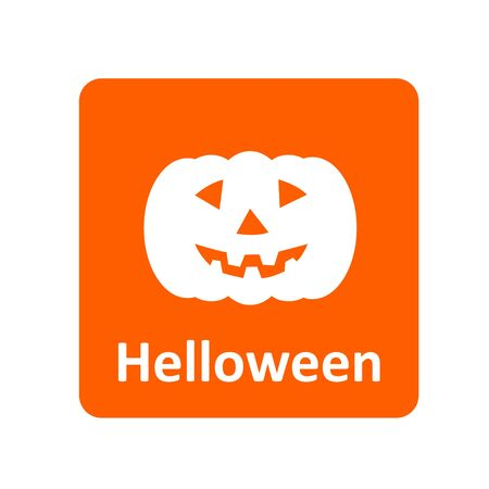 helloween: Helloween pumpkin icon for web and UI Illustration