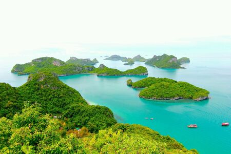 Koh samui island thailand Stock Photo
