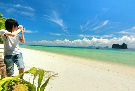 trang: Paradise island in trang,thailand