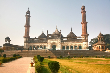 Bara Imambara is an imambara complex in Lucknow, India