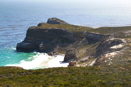 Cape Point & Cape of Good Hope at Cape Town in South Africa