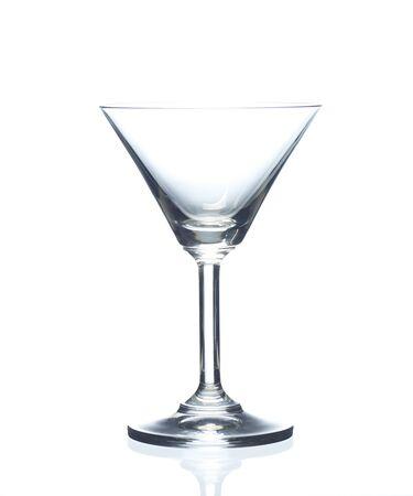 Martini Glass Isolated photo