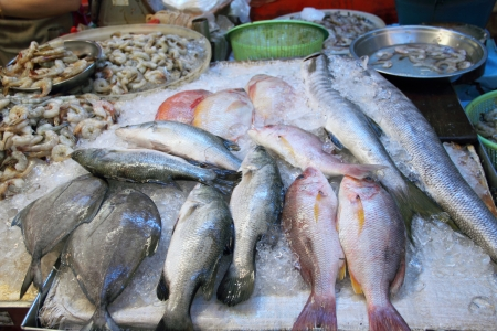 Fish Market photo