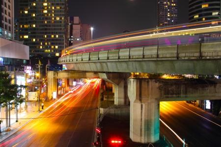 Night Light City Stock Photo - 17019480