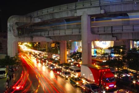 light speed: Night Light Speed ??City