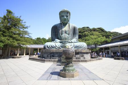 kamakura: kamakura buddha