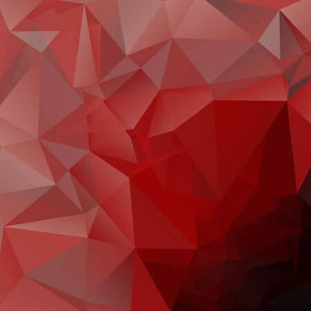 monochrome: Polygonal monochrome abstract background with dark red triangles.