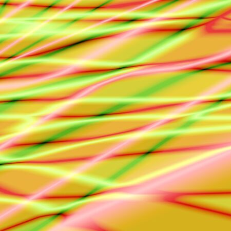 pucker: Silk abstract background with pink and green pattern.