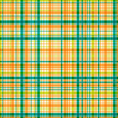 drawings image: Abstract checkered background with green and orange colors.
