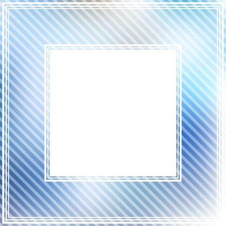 blue border: Abstract border with blue and white spots.