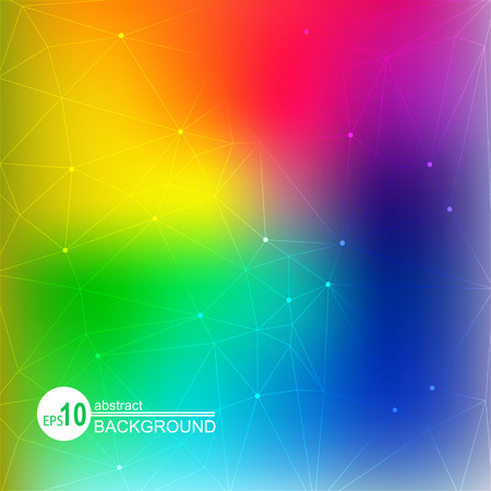 rainbow colors: Abstract background with bright rainbow colors.