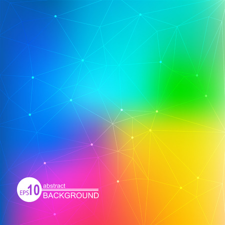 rainbow colors: Abstract bright background with rainbow colors.