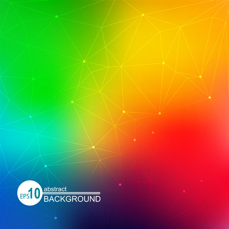 rainbow background: Abstract bright rainbow colorful background.