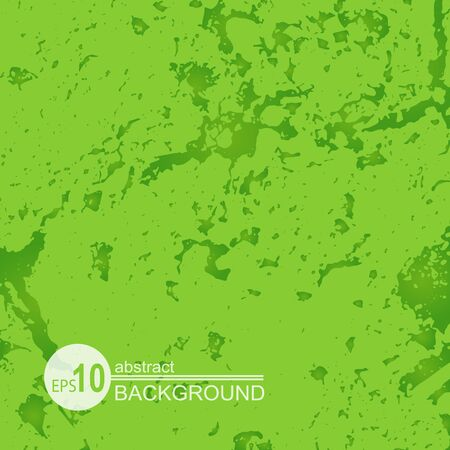 texture backgrounds: Green abstract grunge background. Monochrome texture. Design element for banners or flyers.