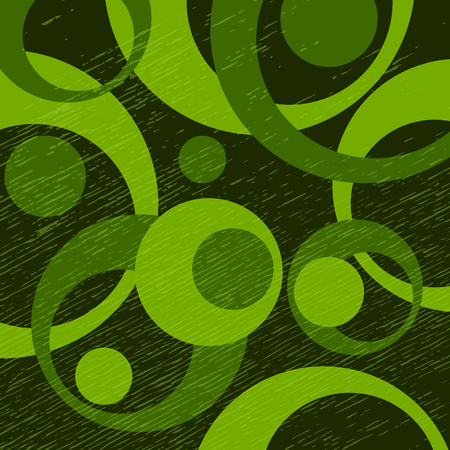 circle pattern: Abstract colorful pattern with circles and dots. Design element for banners or flyers.