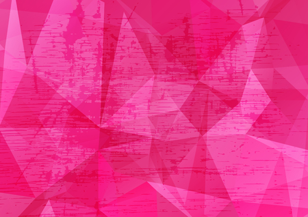 abstract design elements: Abstract grunge polygonal background. Design elements for banners or flyers.