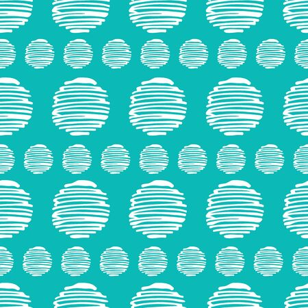 Abstract seamless pattern. Vector illustration. Design element for wallpaper, fabric or wrapping paper. Zdjęcie Seryjne - 140286289