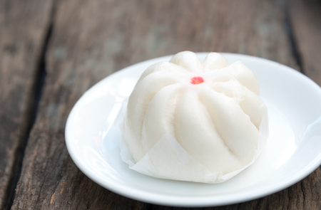 Hot steamed dumpling,chinese buns,pork bun
