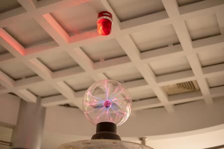 Electric plasma sphere