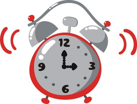 wakeup: alarm