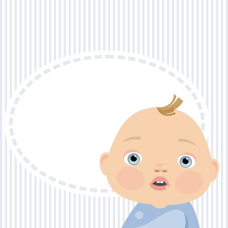 boy Stock Vector - 8495869