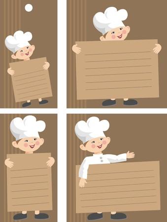 tag met de chef-kok