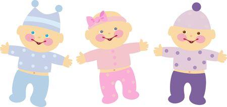 suckling: Babies