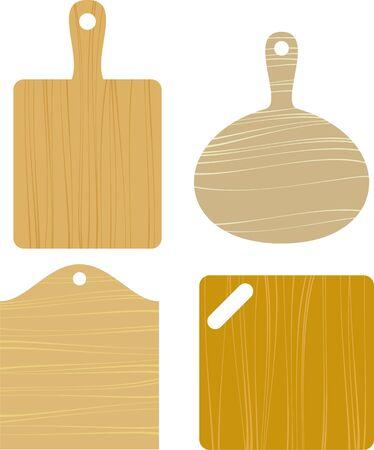 cutting board: boards