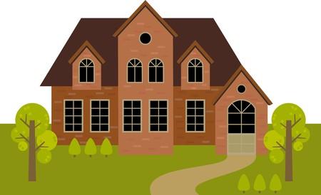 home Stock Vector - 8828909