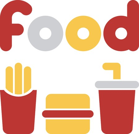 fast food Stock Vector - 8976546