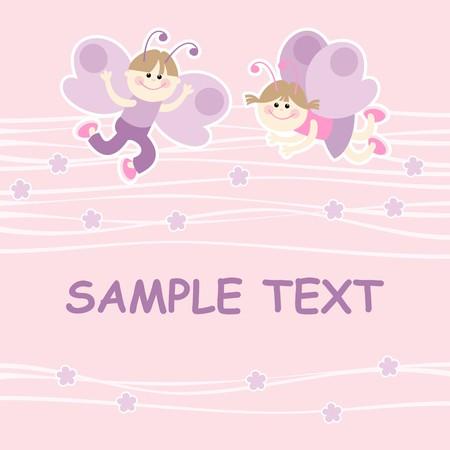 Butterflies Stock Vector - 9096184