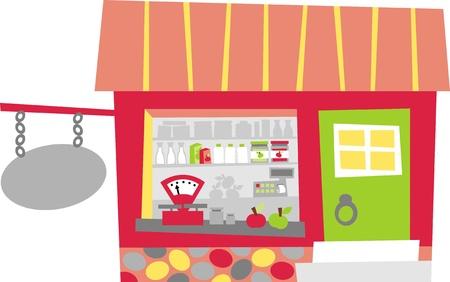 sklep spożywczy