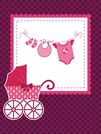 bib: Frames for photos of the child. Decorated with beautiful patterns and pictures