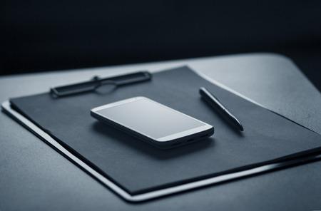 palmtop: Modern technology concept