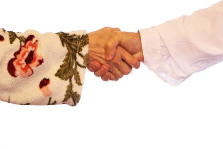 Doctor and patient enter into a business agreement