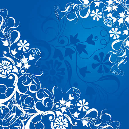 Floral background Stock Photo - 895260