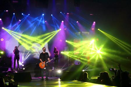 live performance: Turkish Rock Star Emre Aydin Live Performance