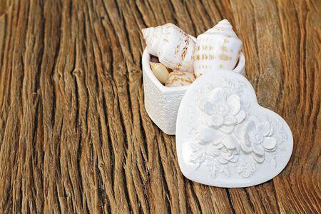 valentine s day beach: Decorative Summer Love Composition