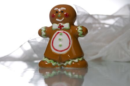 Gingerbread Christmas Ornament