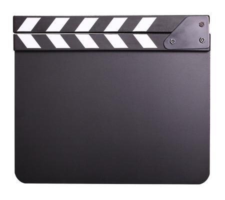 cinematographer: Reverse Clapper Board