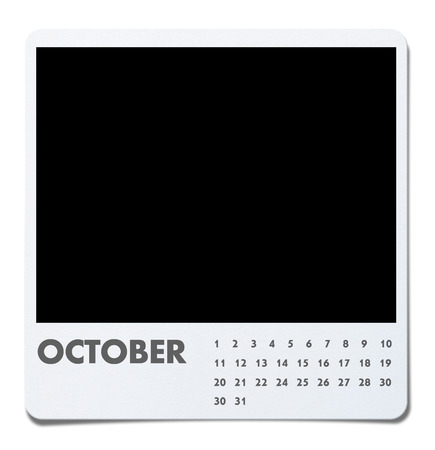 polariod frame: Calendar , Photo frame background