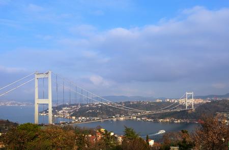fatih: Fatih Sultan Mehmet Bridge