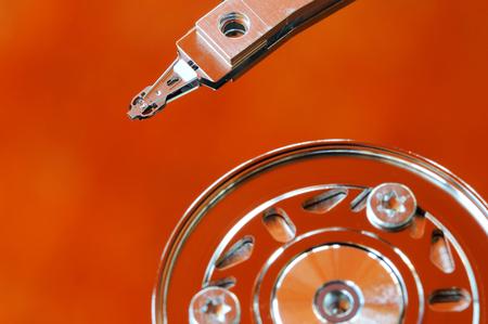 harddisk: Internals of a harddisk HDD