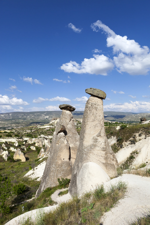 pidgeon: View of Cappadocia - Turkey