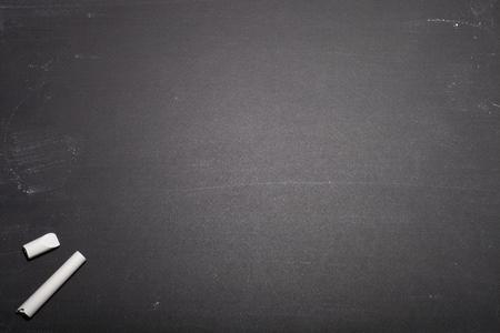 blackboard background: Blank blackboard background with some slight chalk texture.