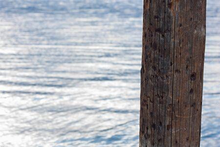 water pole Stock Photo