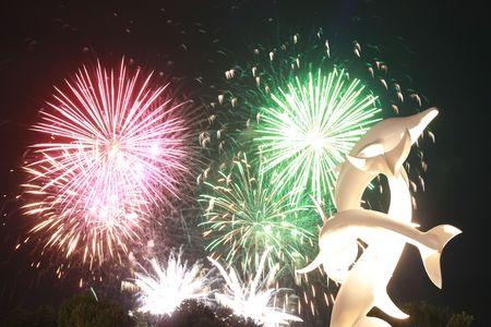 Kelowna Fireworks  photo